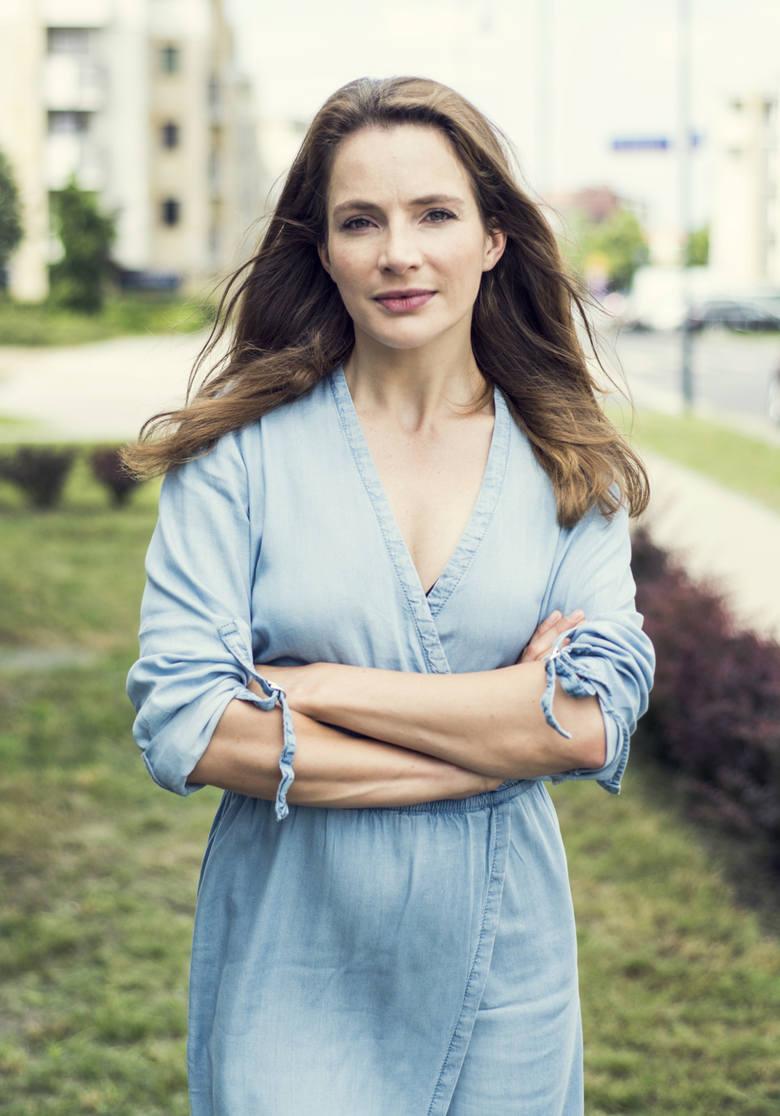 Anna Dereszowska: Od zawsze lubiłam występować<br /> <br />