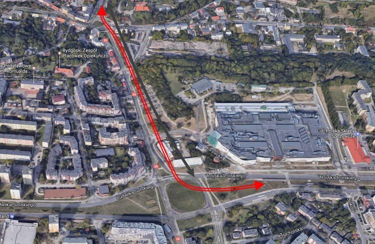 Inwestycja, która znacząco usprawni poruszanie się po centrum miasta, zakłada budowę nowego torowiska, jezdni, buspasów, parkingów, dróg rowerowych i
