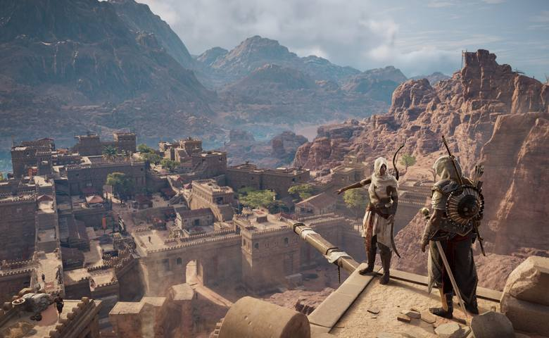Assassin's Creed Origins: The Hidden OnesAssassin's Creed Origins: The Hidden Ones