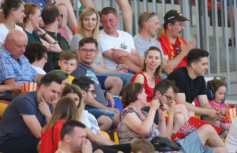 Betard Sparta Wrocław - GKM Grudziądz 61:29 ZNAJDŹ SIĘ NA TRYBUNACH [ZDJĘCIA KIBICÓW, 27.05.2018]. Znów dobra frekwencja na meczu żużlowców Betardu Sparty