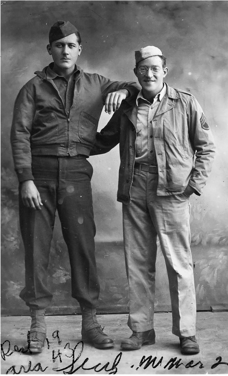 Frank Sheeran w czasie II wojny światowej