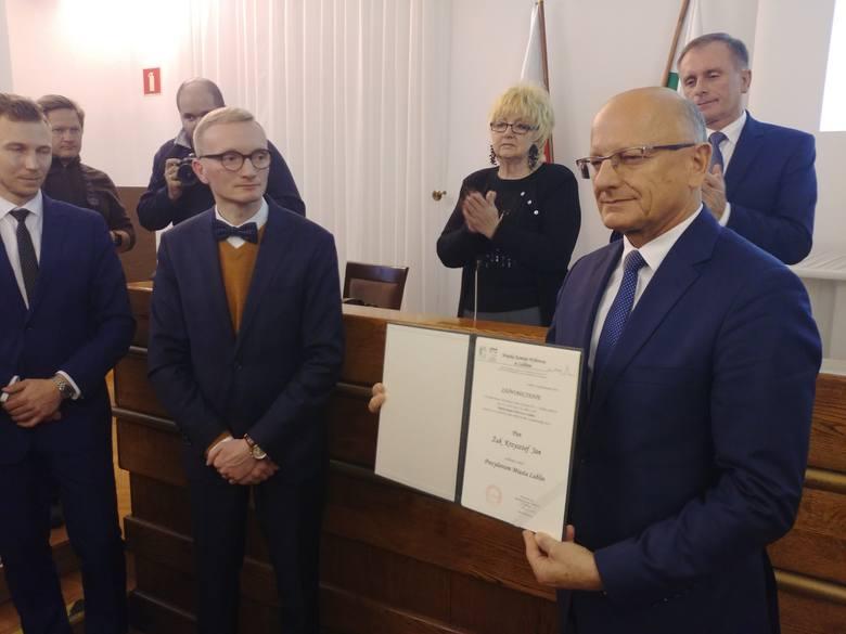 Pierwsza sesja Rady Miasta Lublin nowej kadencji. Kto będzie nowym przewodniczącym? (RELACJA)