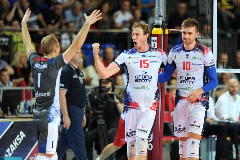 ZAKSA Kędzierzyn-Koźle wygrała 3:1 trzeci mecz półfinałowy z Wartą Zawiercie i awansowała do finału!