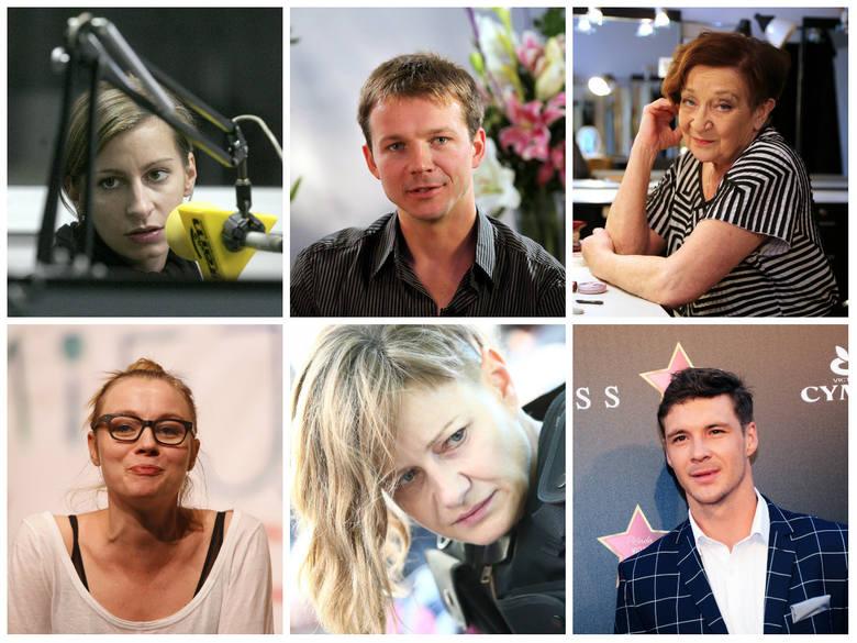 Zrobili ogólnopolską karierę, ich twarze i nazwiska znają miliony Polaków - dzięki rolom, które zagrali w popularnych serialach i kasowych filmach. W