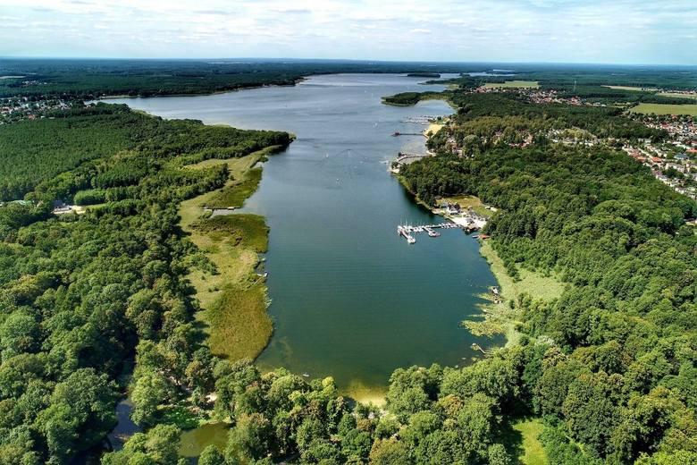 6. Bo nie znacie drugiego najdłuższego szlaku wodnego po Szlaku Jezior Mazurskich