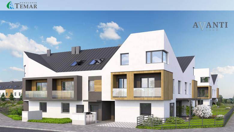 AVANTI VILLE - domy i mieszkania willowe