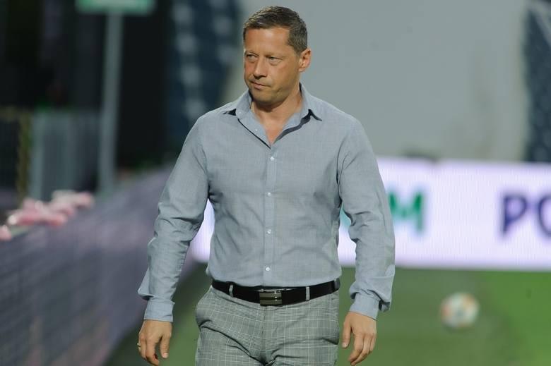 Fortuna 1 Liga. Radomiak Radom przegrał z Miedzią Legnica 0:2