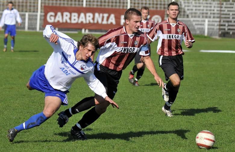 18.10.2008, Garbarnia - Hutnik 0:0