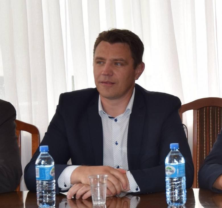 Mirosław Matulski, wójt gminy Słupia<br /> 9260 złotych