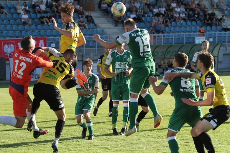 3 liga. Galeria zdjęć z meczu Siarka Tarnobrzeg - Wisłoka Dębica 0:1 (0:1)