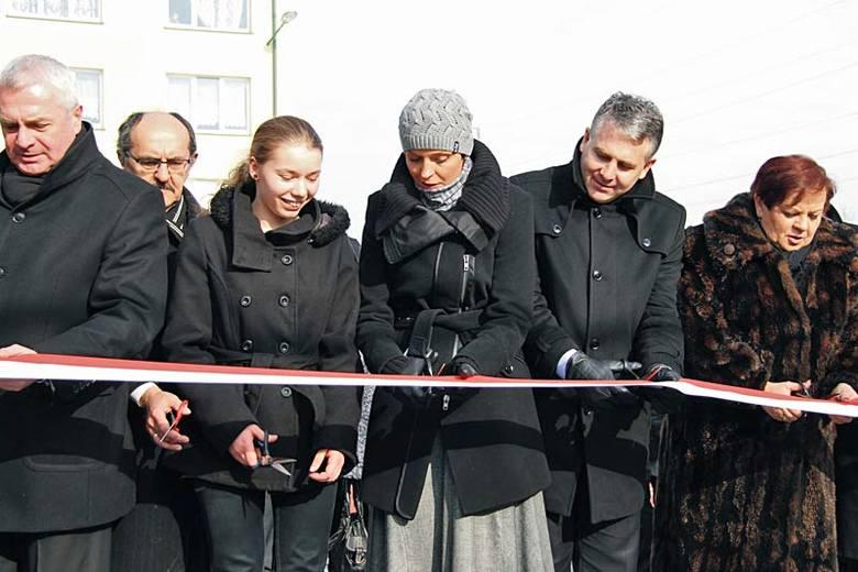 Minister Joanna Mucha na otwarciu Orlika w Przemyślu [ZDJĘCIA]