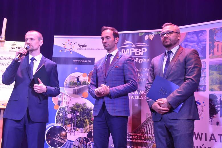 Dyrektor Taczyński prosi o nowy budynek dla rypińskiej biblioteki