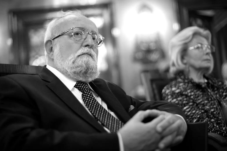 Krzysztof Penderecki zmarł w niedzielę, 29 marca