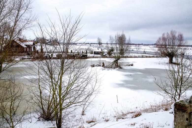W Bondarach, Surażu i Wiźnie poziom rzeki był wysoki. Miejscami również Biebrzy (Osowiec, Burzyn).