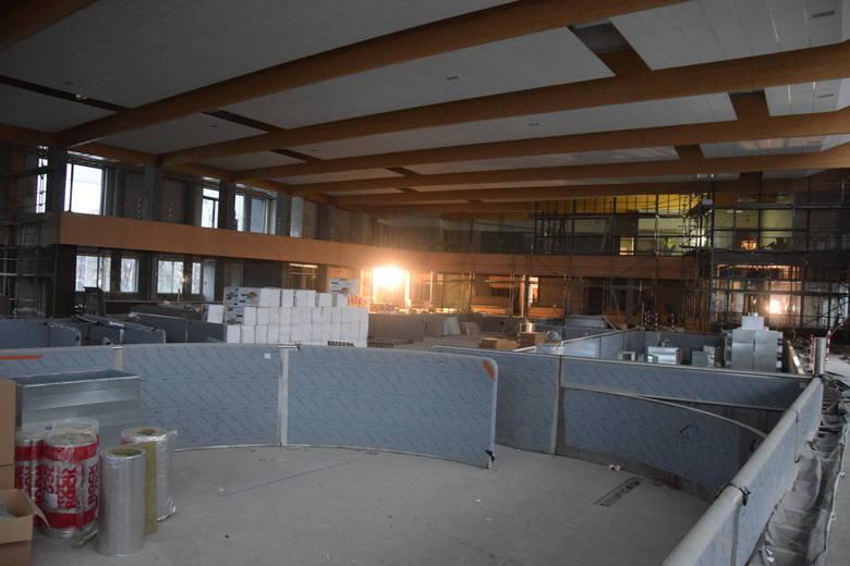 Częstochowa: Aquapark powstaje zgodnie z planem. Otwarcie jeszcze latem 2020.