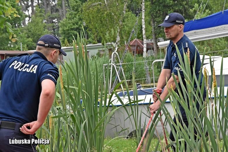 Policjanci są przygotowani do sezonu letniego nad wodą.