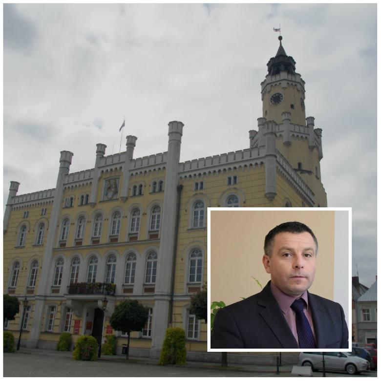 Wojciech Kuryłło we wtorek, 12 lutego 2019 r. omówił w ratuszu we Wschowie podział pieniędzy na zadania publiczne w dziedzinie sportu