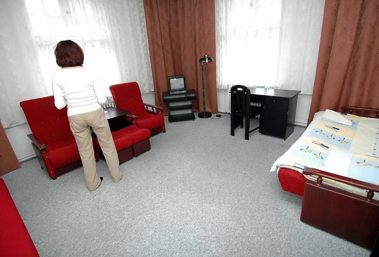 Kosztowny hotel wiceprezydenta