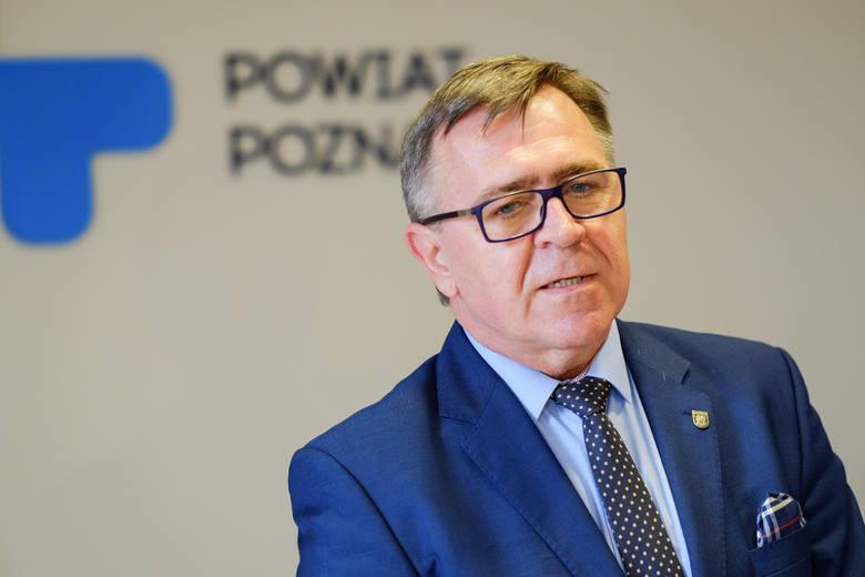 Jan Grabkowski, starosta poznański: Kolej metropolitalna ma służyć mieszkańcom. Warto w nią inwestować