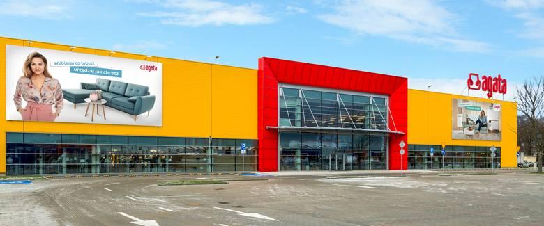 Nowy salon Agata przy ul. Ozimskiej w Opolu będzie otwarty w piątek 25 stycznia