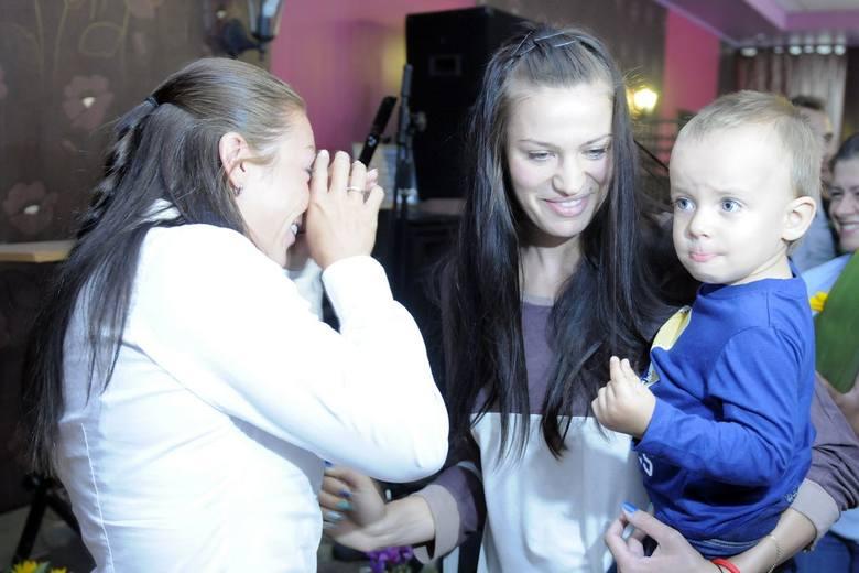 Beata Mikołajczyk wróciła do Bydgoszczy. Tak ją witaliśmy [zdjęcia i wideo]