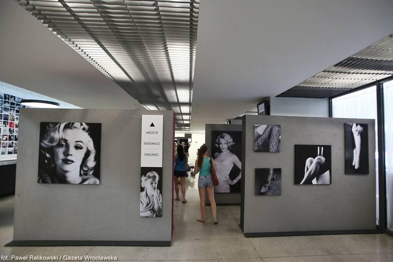 """Wystawa zdjęć Marilyn Monroe, czyli na co miasto wydało """"tyle pieniędzy"""" (FOTO)"""