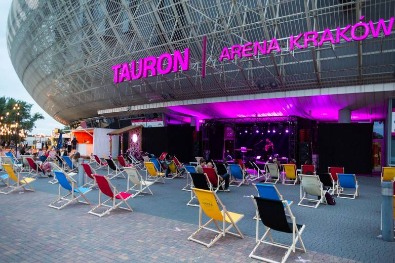 Arena Garden przy Tauron Arenie
