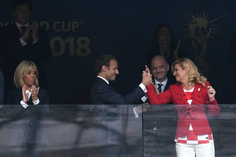Francja - Chorwacja 4:2
