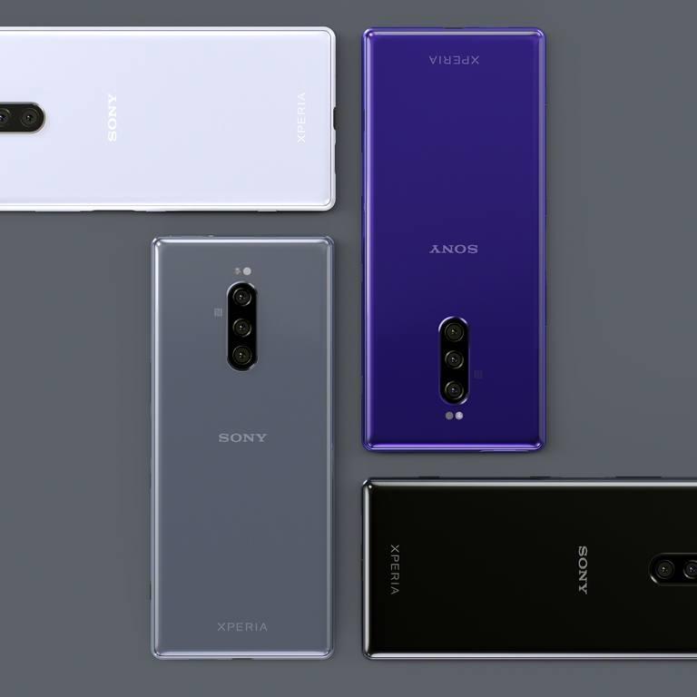 MWC 2019: Sony pokazało nowe smartfony, wśród nich flagową Xperię 1