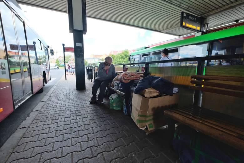 Od połowy lipca rodzeństwo pochodzące z Pomorza koczowało na dworcu autobusowym na rondzie Śródka w Poznaniu