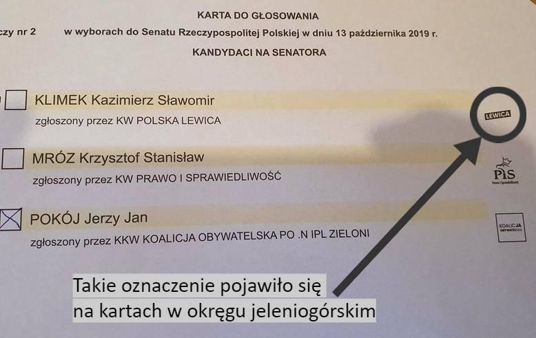 """Powtórka wyborów na Dolnym Śląsku? Komisja pomyliła lewice. Poseł PO: """"To wygląda na celowy zabieg"""""""