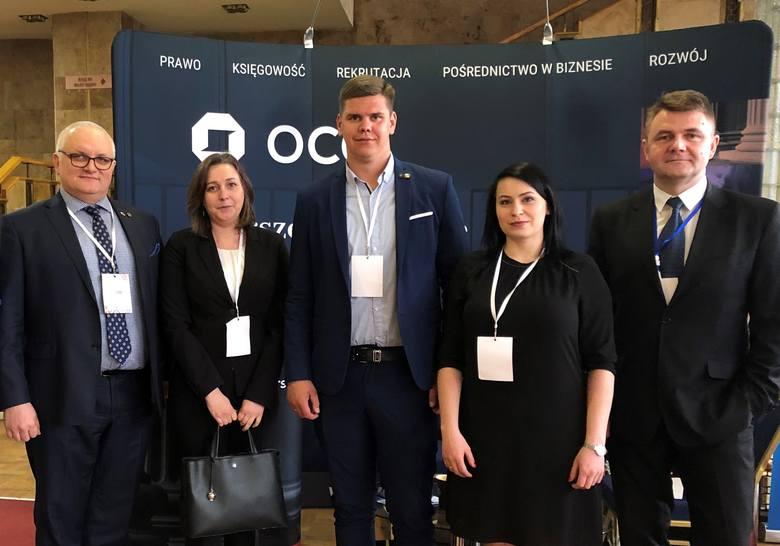 Nasze Dobre Podkarpackie 2019. Międzynarodowa usługa konsultingowa dla klientów biznesowych realizowana przez Grupę OCG