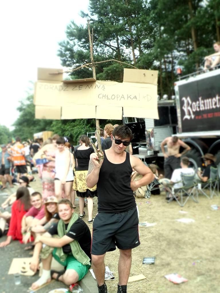 Tak się bawiliście na Woodstocku