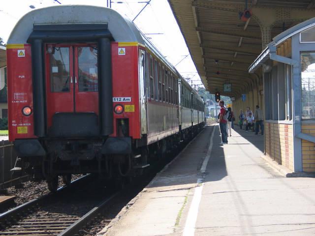 Dworzec kolejowy w Inowrocławiu