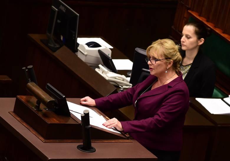 Małgorzata Gosiewska będzie nowym wicemarszałkiem Sejmu. Zastąpi Beatę Mazurek