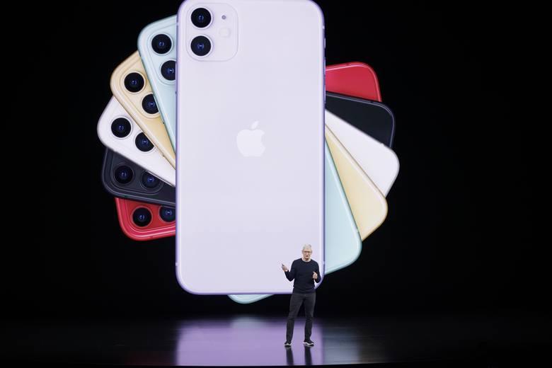 Premiera iPhone 11, Pro, Max [ZDJĘCIA] [CENA] [FUNKCJE] Jak wygląda nowy telefon Apple? Trzeci aparat, ładowanie zwrotne i większa bateria