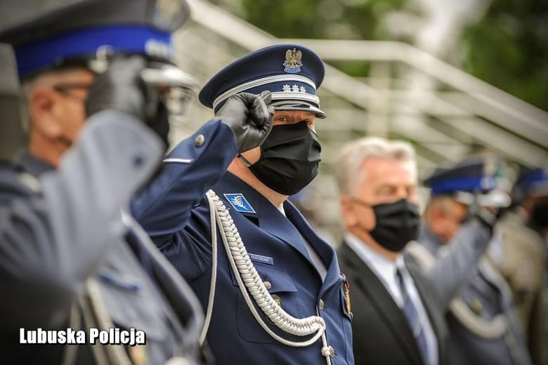 Lubuskie obchody Święta Policji w Gorzowie