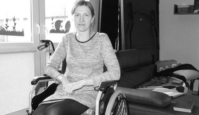 Zmarła Dorota Sakowska z Lelisa. Pisaliśmy o jej walce z chorobą