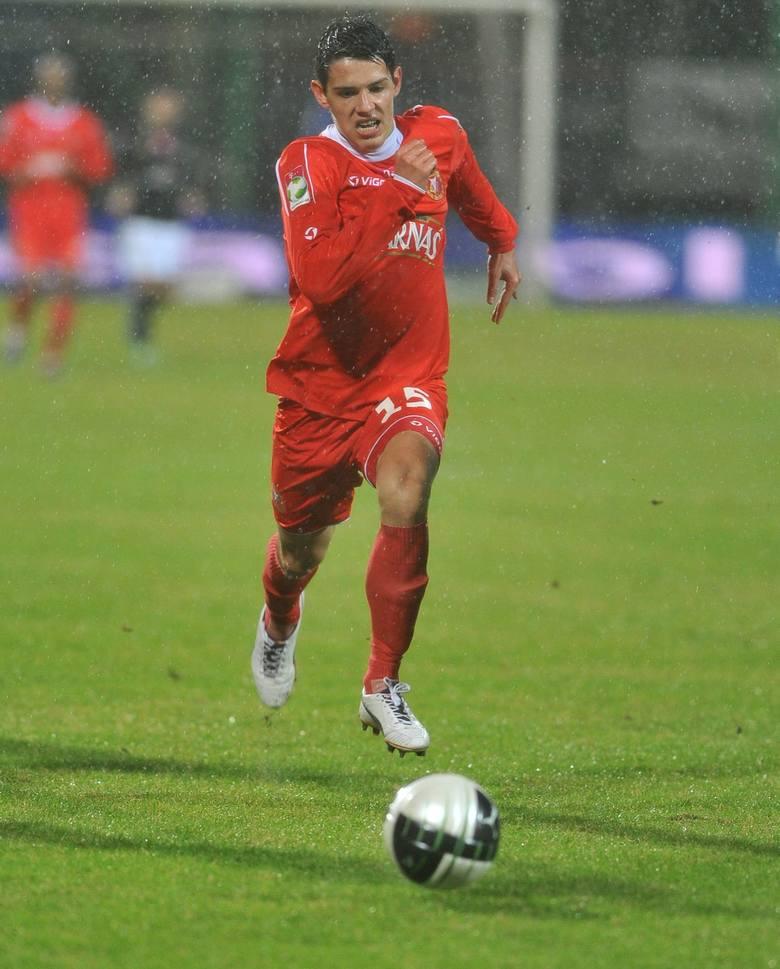 7. Mariusz Stępiński17 lat i 130 dni, Widzew Łódź- Górnik Zabrze, sezon 2012/2013
