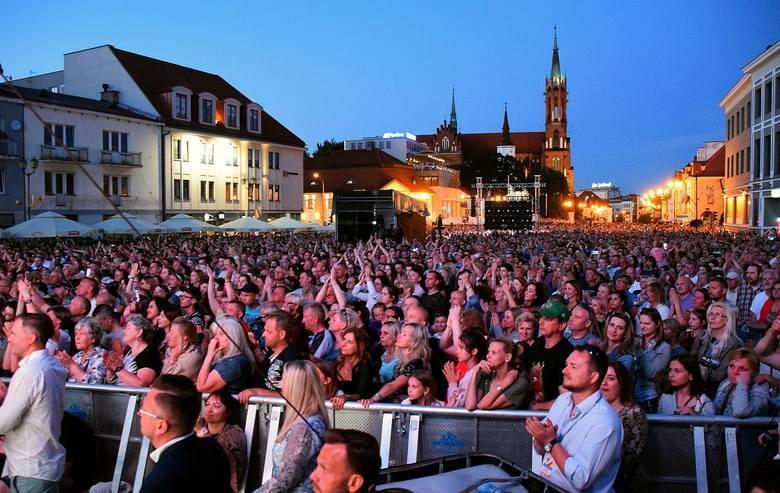 Na dniach miasta bawiło się kilkanaście tysięcy osób.