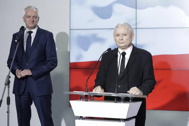 Czekają nas przyspieszone wybory? Kaczyński i Gowin nie wkluczają