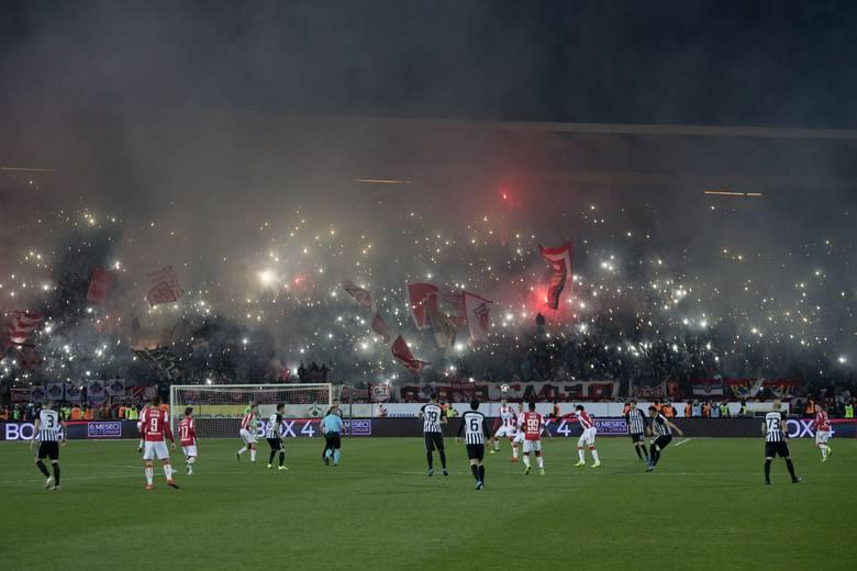 Crvena Zvezda - Partizan