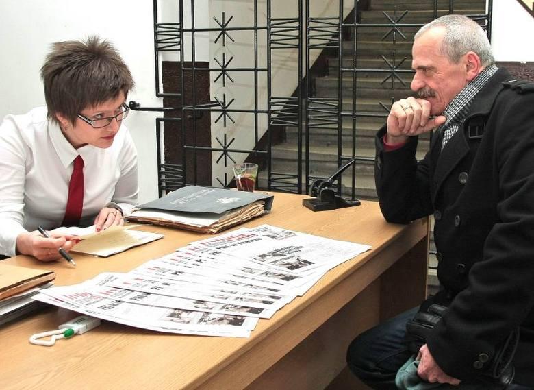 Jednym z uczestników zabawy był Andrzej Gottwald.