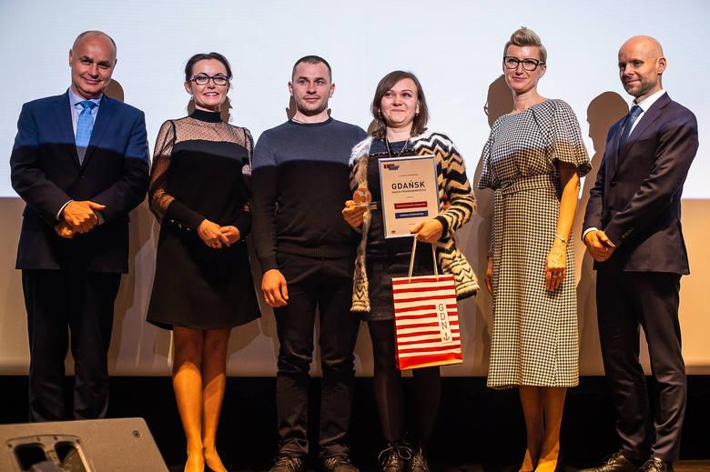 Gala plebiscytu Gdańsk Miasto Przedsiębiorczych 2019 w Europejskim Centrum Solidarności [7.02.2020]