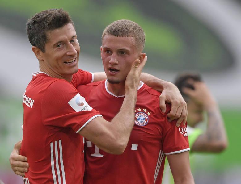 Lewandowski kończy sezon z golem i kolejnymi wyróżnieniami (video)