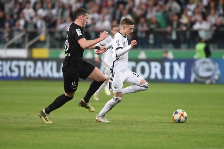 Odkąd Vuković przejął zespół Legii, ten wygrał cztery mecze z rzędu.