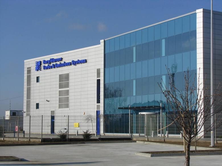 Nawa fabryka Borg Warner jest jedną z wizytówek Podkarpackiego parku Naukowo Technologicznego.
