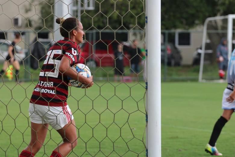 Piłkarki Flamengo doprowadziły swoje rywalki do rozpaczy w meczu ligi brazylijskiej do lat 18