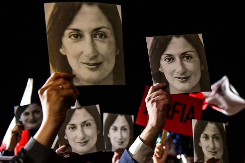 Malta: 15 lat więzienia dla jednego z zabójców dziennikarki śledczej Daphne Caruany Galizia