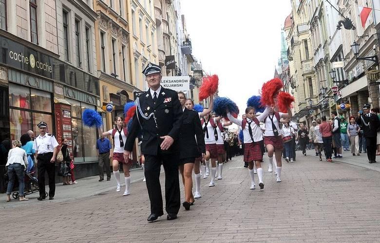 Toruń Obchody święta strażaka